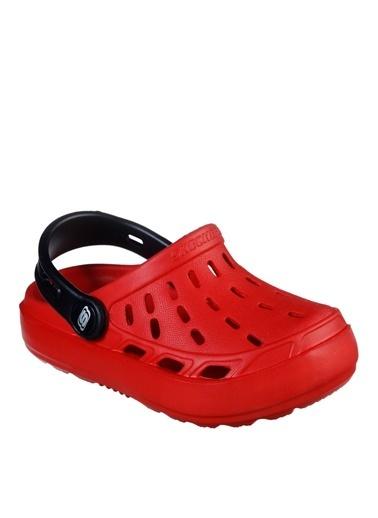 Skechers Sandalet Kırmızı